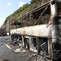 Požar uhvatio autobus za izlet zbog kvara (Foto: Dnevnik.hr) - 2