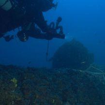 Ronioci u potrazi i pretrazi najstarije olupine (Foto: Dnevnik.hr) - 4