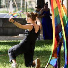 Deveta splitska Parada ponosa (Foto: Ivo Cagalj/PIXSELL) - 1