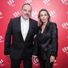 Dubravka i Tony Cetinski (Foto: Davor Puklavec/PIXSELL)