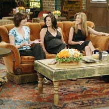 Courteney Cox, Jennifer Aniston i Lisa Kudrow (Foto: AFP)