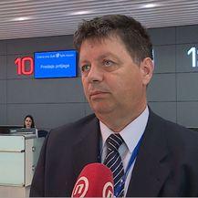 Direktor zračne luke Split Lukša Novak (Foto: Dnenvik.hr)