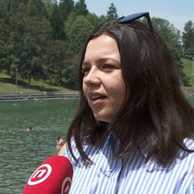 Lana Jurkin, Voditeljica TZ grada Orahovice (Foto: Dnevnik.hr)