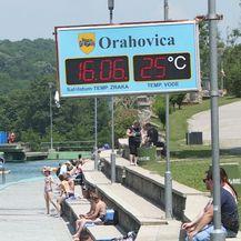 Kupalište u Orahovici (Foto: Dnevnik.hr)