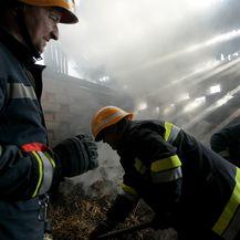 Požar na štaglju, Ilustracija (Foto: Marijan Susenj/PIXSELL)