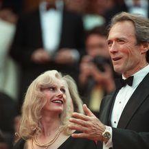 Clint Eastwood i Sondra Locke (Foto: AFP)
