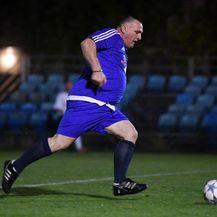 Odigrana nogometna utakmica zvijezda protiv članova HDZ-a (Foto:Marko Lukunic/PIXSELL) - 9