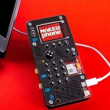 MAKERphone edukacijski mobitel