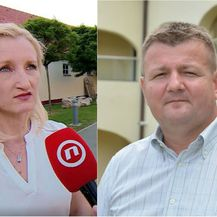 Lahorka Weiss i Ivica Kirin (Foto: Dnevnik.hr/Damir Spehar/PIXSELL)