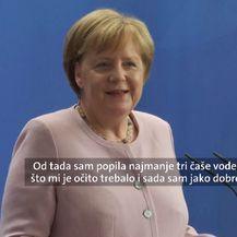 Kancelarka Angela Merkel (Foto: Dnevnik.hr)