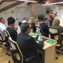 Sjednica gradskog vijeća u Virovitici (Foto: Dnevnik.hr)