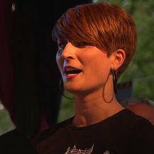 Tamara Despot na vježbi pjevanja (Foto: IN Magazin) - 1
