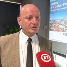 Predsjednik koalicije udruga u zdravstvu Ivica Belina (Foto: Dnevnik.hr)