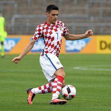 Josip Brekalo (Foto: Marijan Murat/DPA/PIXSELL)