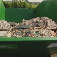 Komunalni otpad je veliki problem za cijelu Hrvatsku (Foto: Dnevnik.hr)
