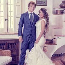 Ivan Rakitić i Raquel Mauri (Foto: Instagram)