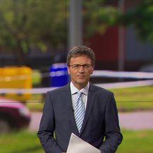 Snažna eksplozija u Vinkovcima (Video: Vijesti u 17h Nova TV)