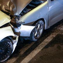 Prometna nesreća u Selskoj ulici (Foto: Pixsell,Marin Tironi) - 1