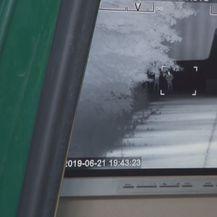 Kamera granične policije (Foto: Dnevnik.hr)
