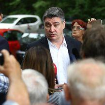 Zoran Milanović na obilježavanju Dana antifašističke borbe (Foto: Borna Filic/PIXSELL)