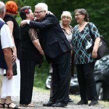 Ivo Josipović na obilježavanju Dana antifašističke borbe (Foto: Borna Filic/PIXSELL)