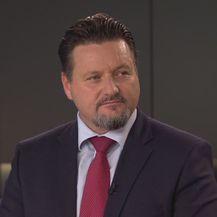 Ministar uprave Lovro Kuščević u Dnevnik Nove TV (Foto: Dnevnik.hr) - 1