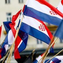 Mimohod stranke A-HSP središtem Zagreba (Foto: Marko Lukunic/PIXSELL) - 2