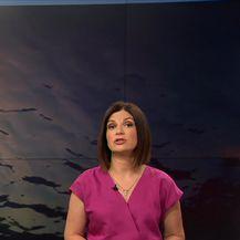 Prognoza vremena (Video: Dnevnik Nove TV)