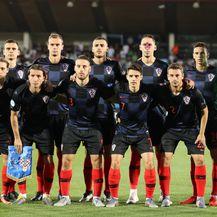 Hrvatska U-21 reprezentacija (Foto: Nick Potts/Press Association/PIXSELL)