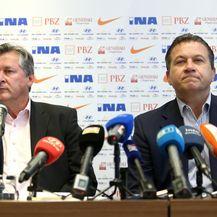 Nenad Gračan i Damir Vrbanović (Foto: Sanjin Strukić/PIXSELL)