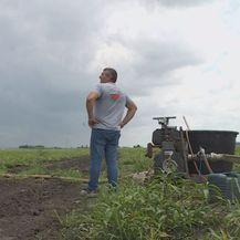 Kiša uništava poljoprivredu (Dnevnik.hr)