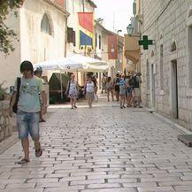U gradu Rabu evakuacija stanovnika zbog curenja plina (Foto: Dnevnik.hr)