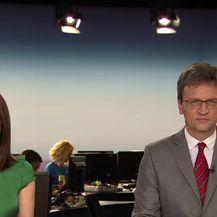 Rezultati Crobarometra o rejtingu pojedinačnih stranaka (Video: Dnevnik Nove TV)