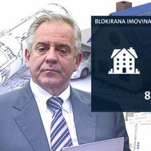 Blokirana imovina Ive Sanadera (Foto: Dnevnik.hr)