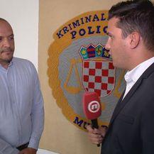Tomislav Štambuk i Domagoj Mikić (Foto: Dnevnik.hr)
