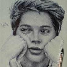 Portreti (Foto: Instagram/gabrielvdesenhos) - 27