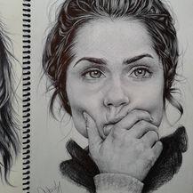 Portreti (Foto: Instagram/gabrielvdesenhos)