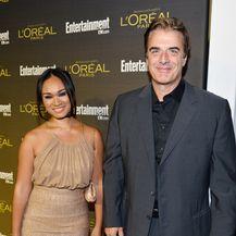 Chris Noth i supruga Tara (Foto: AFP)