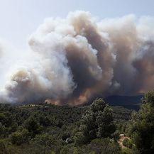 Požar, Ilustracija (Foto: Handout / Bombers Generalitat Catalunya / AFP)