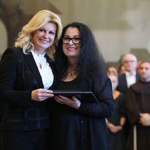 Povodom Dana državnosti predsjednica uručila odlikovanja i priznanja (Foto: Igor Kralj/PIXSELL)