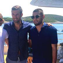 Luka Modrić, Mateo Kovačić, Darijo Srna (Foto: Instagram)