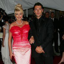 Ivana Trump i Rossano Rubicondi (Foto: AFP)