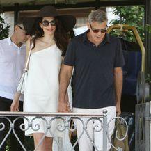 Amal i George Clooney u Veneciji