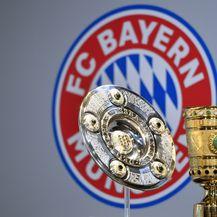 Bayernova dupla kruna iz prošle sezone (Foto: Frank Hoermann/DPA/PIXSELL)