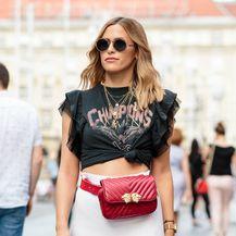 Street style izdanje Kristine Prgić