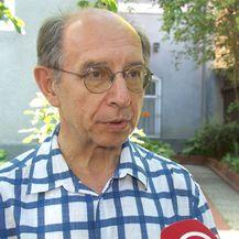 Bivši diplomat Božo Kovačević (Foto: Dnevnik.hr)