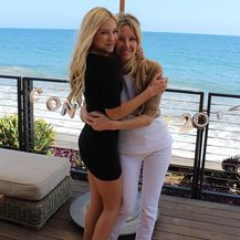Ava Sambora i Heather Locklear (Foto: Instagram)