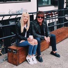 Ava i Richie Sambora (Foto: Instagram)