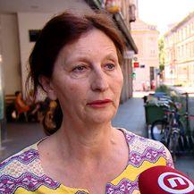 Brankica Grgurić, Hrvatski strukovni sindikat medicinskih sestara (Foto: Dnevnik.hr)