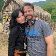Shannen Doherty i Jason Priestly (Foto: Instagram)